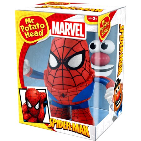 Marvel Mr Potato Head Spider-Man Figure