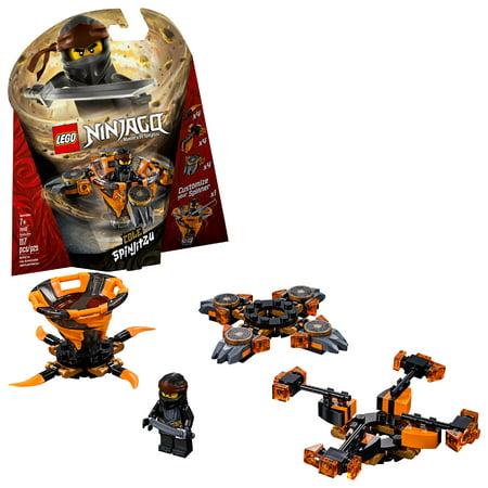 LEGO Ninjago Spinjitzu Cole 70662 ()