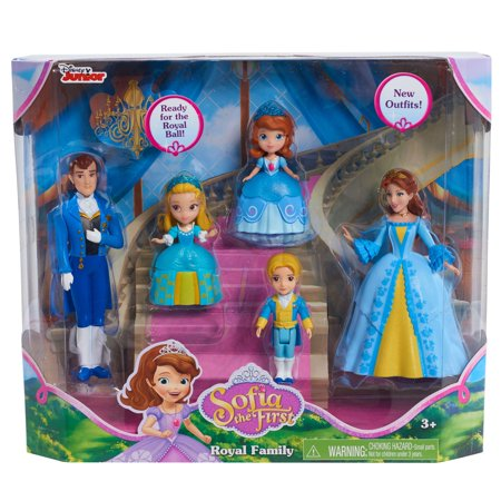 Sofia the First Royal Family - Sofia The Frist