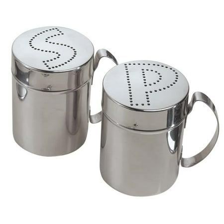 Stainless Steel Shaker Set ()