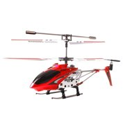 LIDYCE Syma S107G RC Helicopter 3.5CH Alloy Copter Quadcopter Built-in Gyro Helicopter