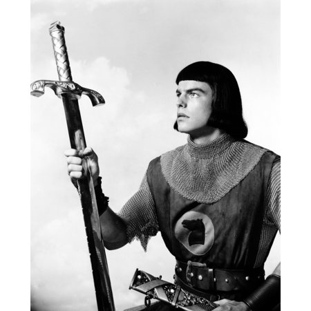 Prince Valiant Robert Wagner 1954 20Th Century Fox Tm & Copyright  Courtesy Everett Collection Photo Print