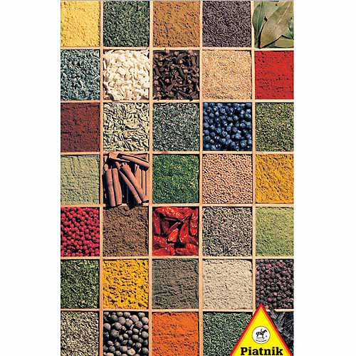 Spices Jigsaw Puzzle, 1000 Pieces