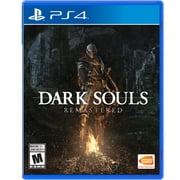 Dark Souls: Remastered, Bandai/Namco, PlayStation 4, 722674121392