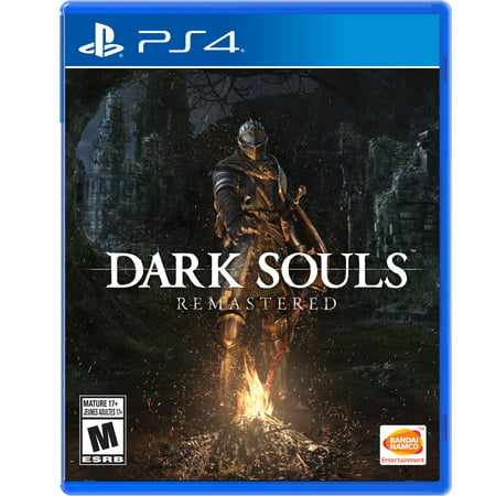 Dark Souls: Remastered, Bandai/Namco, PlayStation 4, 722674121392