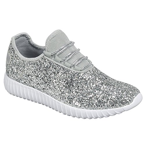 remy 18 glitter sneakers