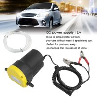 Ktaxon New 12V 5A Oil Diesel Fluid Extractor Electric Transfer Scavenge Suction Pump US