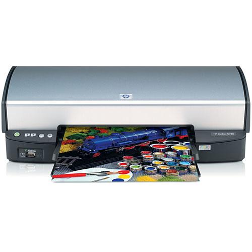 HP Deskjet 5940 Photo Printer
