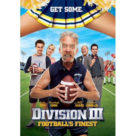 Coverage Football Dvd (Division III: Football's Finest)