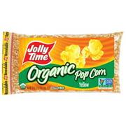 JOLLY TIME Organic Yellow Kernel Popping Corn