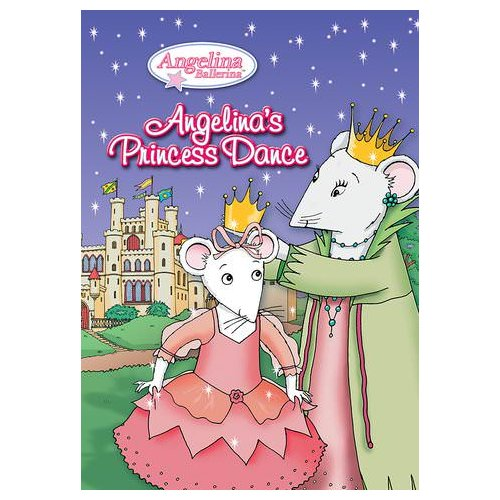 Angelina Ballerina: Princess Dance (2005)