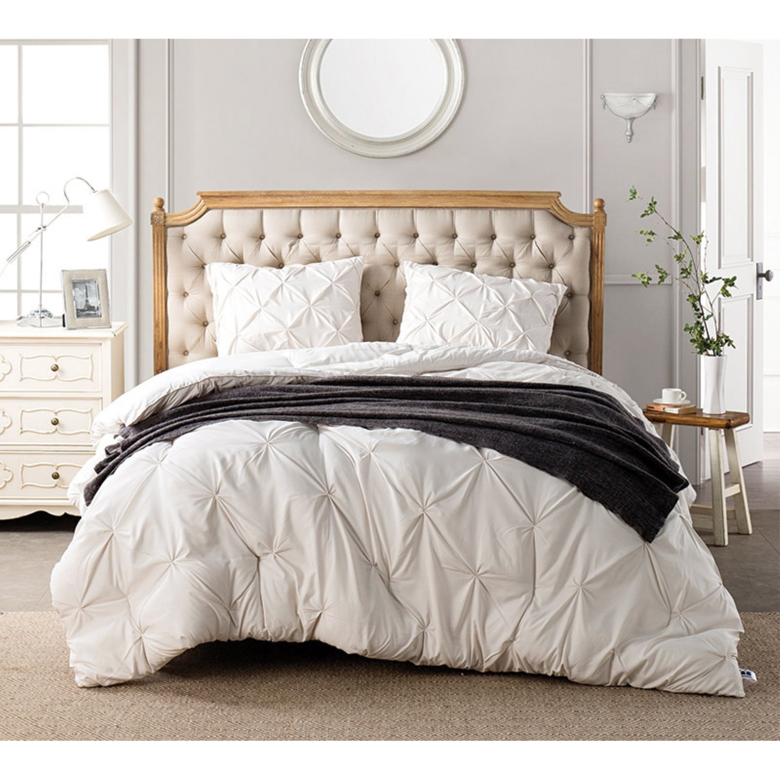Pin Tuck Comforter by Byourbed