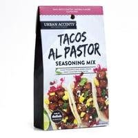 Urban Accents Tacos Al Pastor Main Dish Seasoning Mix 1 oz