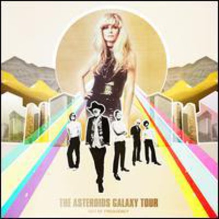 Out of Frequency (CD) (The Asteroids Galaxy Tour Out Of Frequency)