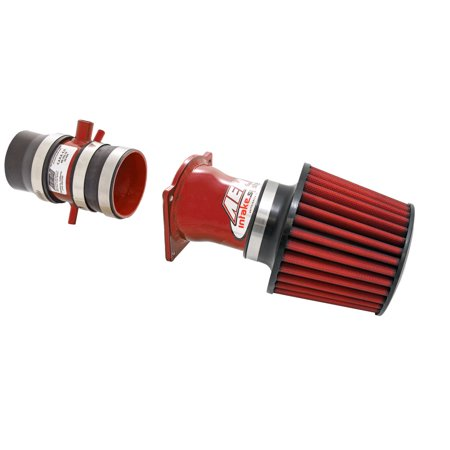 AEM 22-454R Red Short Ram Intake System