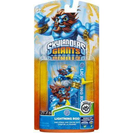 Skylanders Giants: Lightning Rod (Series 2) (Universal)](Skylanders Invitations)
