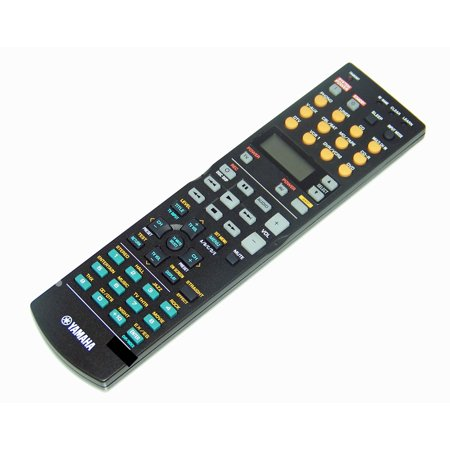 OEM Yamaha Remote Control Originally Shipped With: RXV1400, RX-V1400, RXV1400RDS, RX-V1400RDS