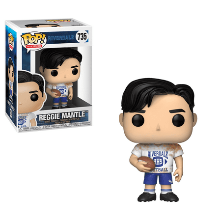 Funko POP! TV: Riverdale - Reggie in Football
