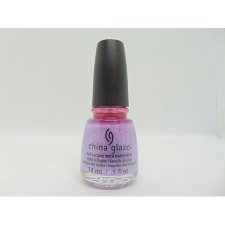 China Glaze Nail Lacquer Get It Right, Get It Bright, 0.5 fl