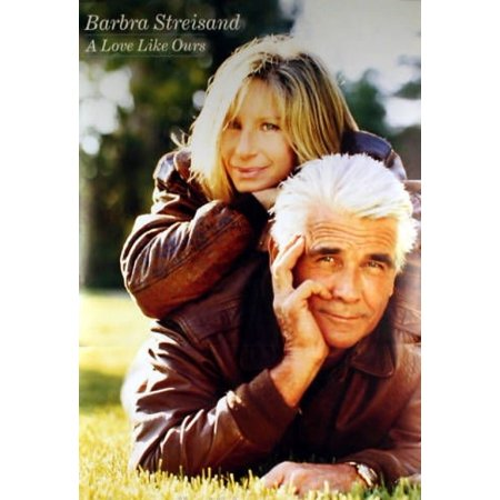 Barbra Streisand A Love Like Ours Poster ()