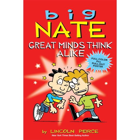 Big Nate: Great Minds Think Alike (Paperback)](Nate The Great Halloween Hunt)