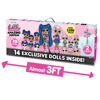 L.O.L. Surprise! Amazing Surprise with 14 Dolls (Includes 2 O.M.G. Fashion Dolls), 70+ Surprises & 2 Playset