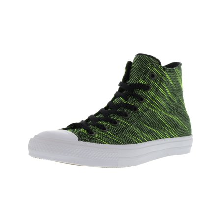 95d835067830 Converse Chuck Taylor All Star Ii Hi Parchment High-Top Canvas Fashion  Sneaker - 14M ...