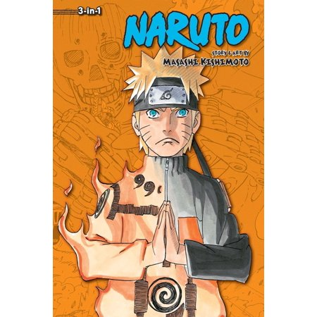 Naruto (3-In-1 Edition), Vol. - 20 Off 60