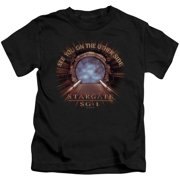 Stargate SG1 Other Side Little Boys Shirt