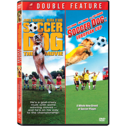 Soccer Dog / Soccer Dog: European Cup (Double Feature) (Full Frame)