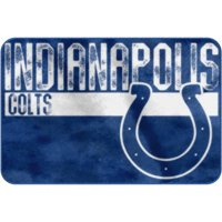 """NFL Indianapolis Colts 20"""" x 30"""" """"Worn Out"""" Mat, 1 Each"""