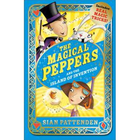 The Magical Peppers and the Island of Invention - eBook