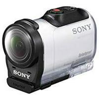 Sony HDR-AZ1/W POV Mini Action Cam HD Camcorder 16GB Mini-SD Card Wi-Fi - White