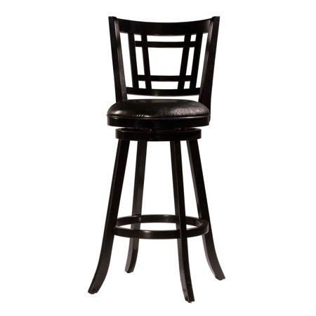 Hillsdale Furniture Fairfox Swivel Counter Stool, Multiple Finishes ()