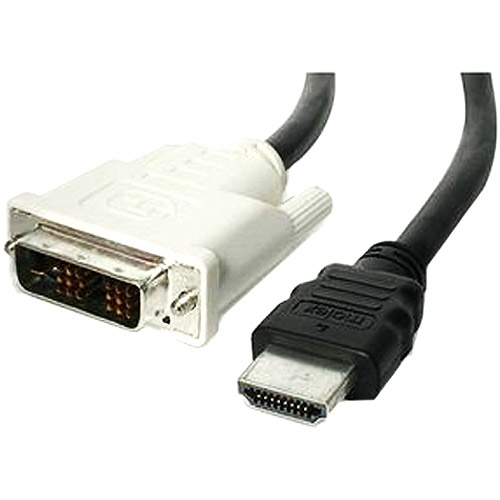 StarTech.com HDMIDVIMM10 10ft HDMI to DVI Video Monitor Cable