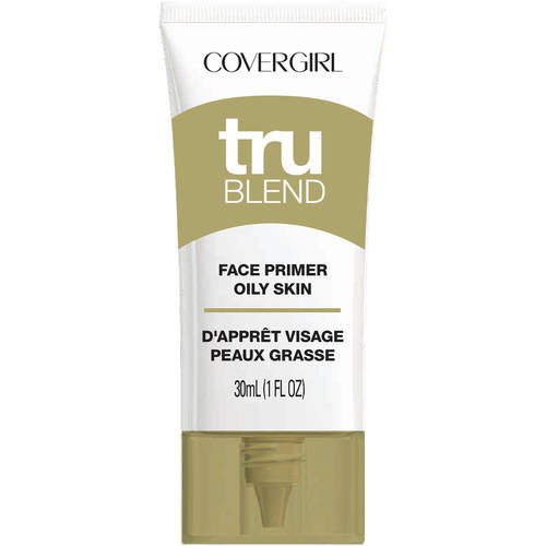 COVERGIRL TruBlend Primer for Oily Skin, 1 fl oz