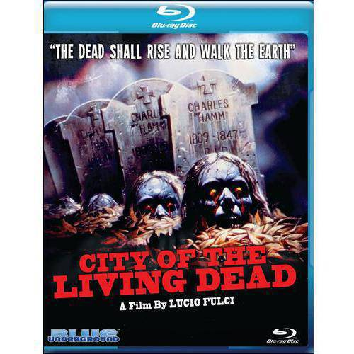 City Of The Living Dead (Blu-ray) (Widescreen)