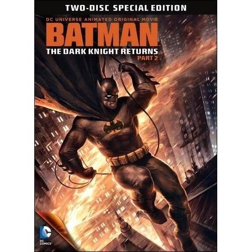 BATMAN-DARK KNIGHT RETURNS PART 2-SPECIAL EDITION (DVD/2 DISC/FF)