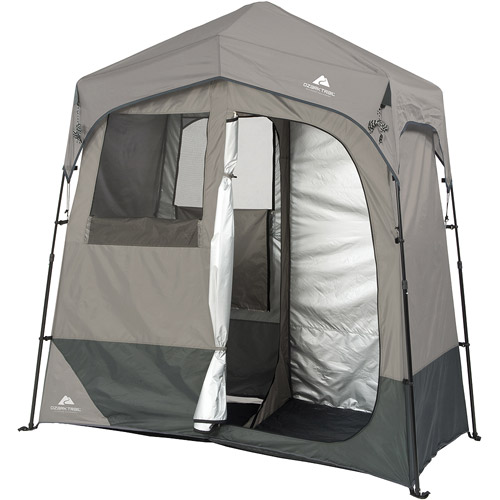 Ozark Trail 2-Room Instant Shower/Utility Shelter