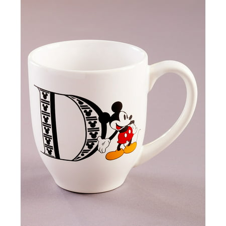 The Lakeside Collection Mickey Mouse Monogram Mug - D ()
