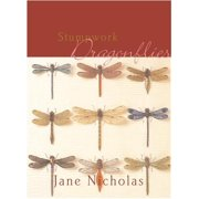 Sally Milner Craft Series: Stumpwork Dragonflies (Hardcover)