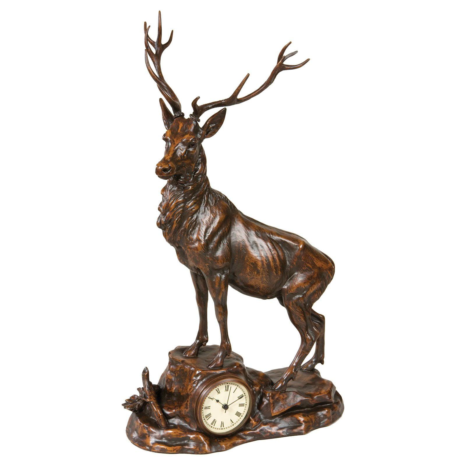 Royal Stag Clock