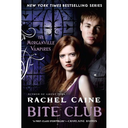 Bite Club : The Morganville Vampires (Best Vampire Bite Scenes)