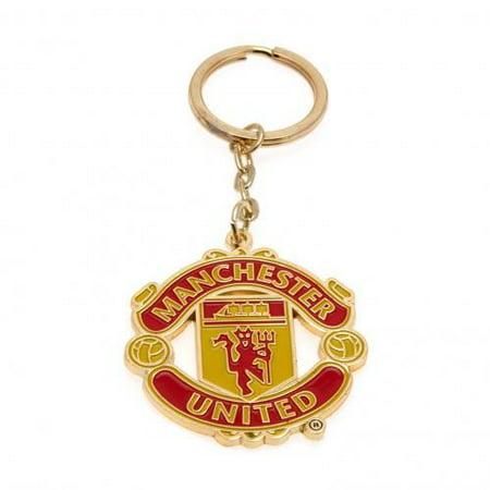 Manchester United Beanie - Manchester United FC - Club Crest Key Chain