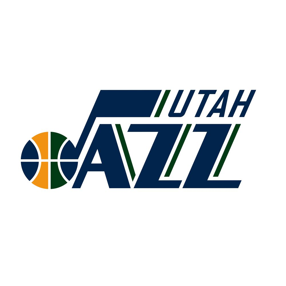 Utah Jazz Fathead Giant Removable Decal - No Size