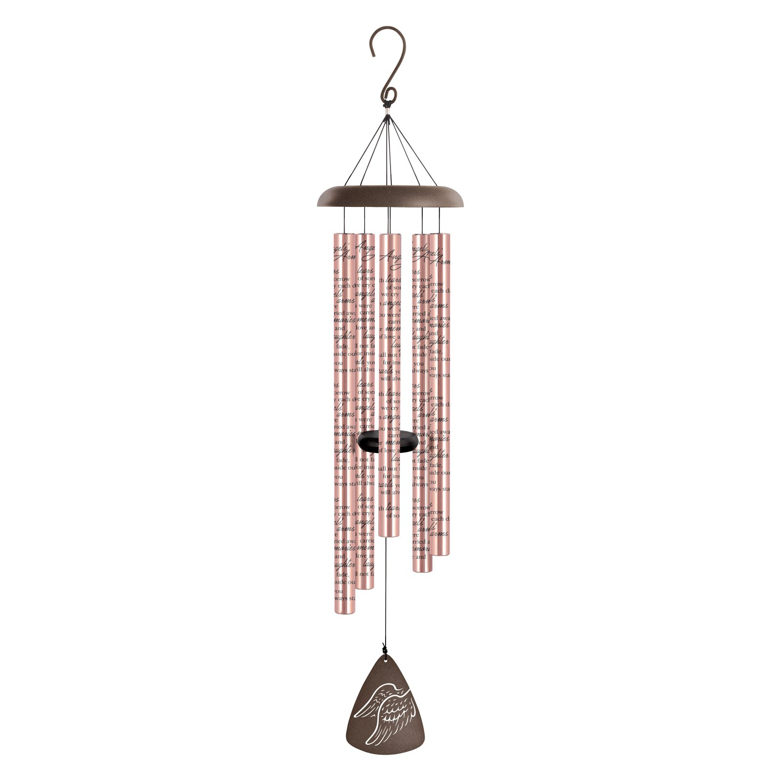 Carson Home Accents Angels Arms Wind Chime by CC Outdoor Living