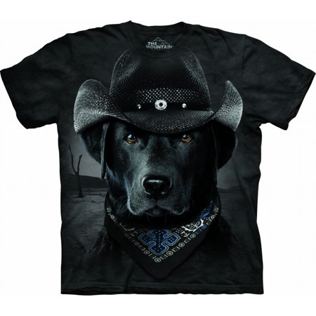 Cowboy Lab Adult T-Shirt Tee](Cowboy Ideas For Adults)