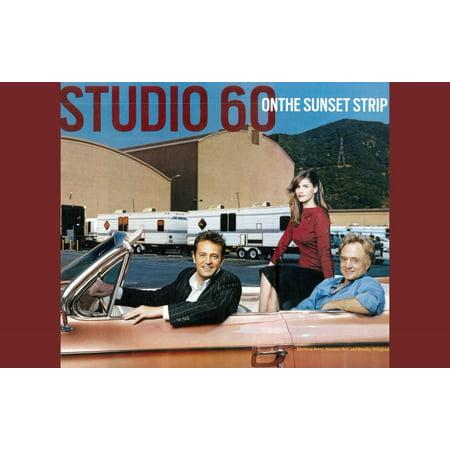Studio 60 on the Sunset Strip POSTER B Mini Promo