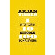 1 interviewer-10 geboden-100 schrijvers - eBook