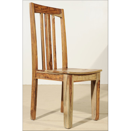 Aishni Home Furnishings Sahara Solid Wood Dining Chair
